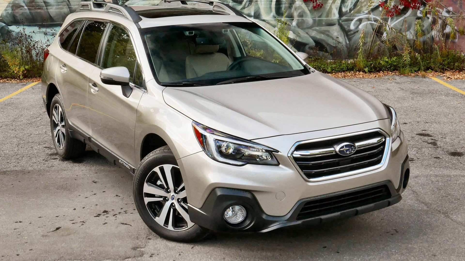 32 New 2019 Subaru Outback Next Generation Redesign and Concept