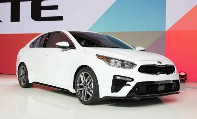 32 New 2020 Kia Forte Koup Reviews
