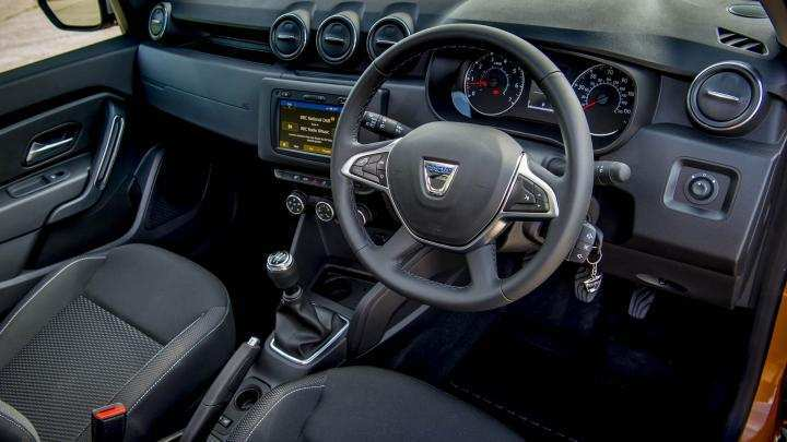 32 New Dacia Duster 2019 Interior New Review