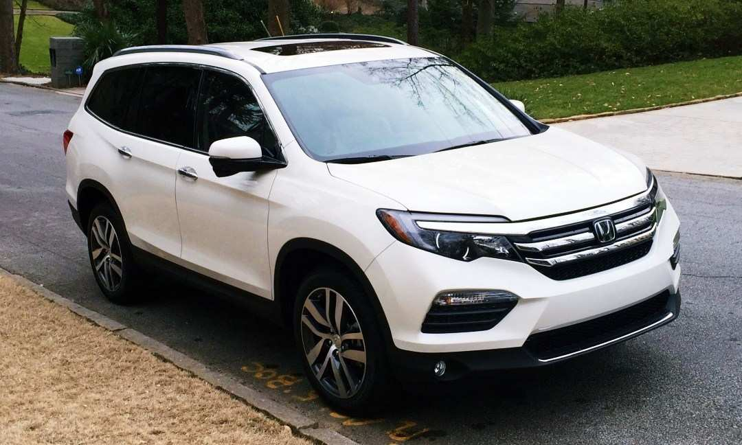 32 New What Will The 2020 Honda Pilot Look Like Style
