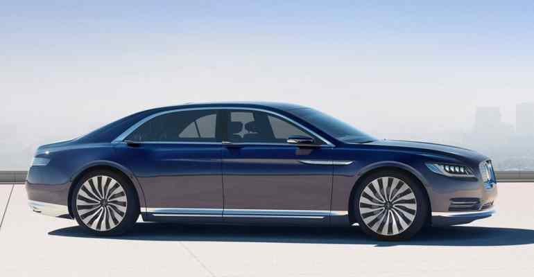 32 The 2019 Ford Lincoln Exterior