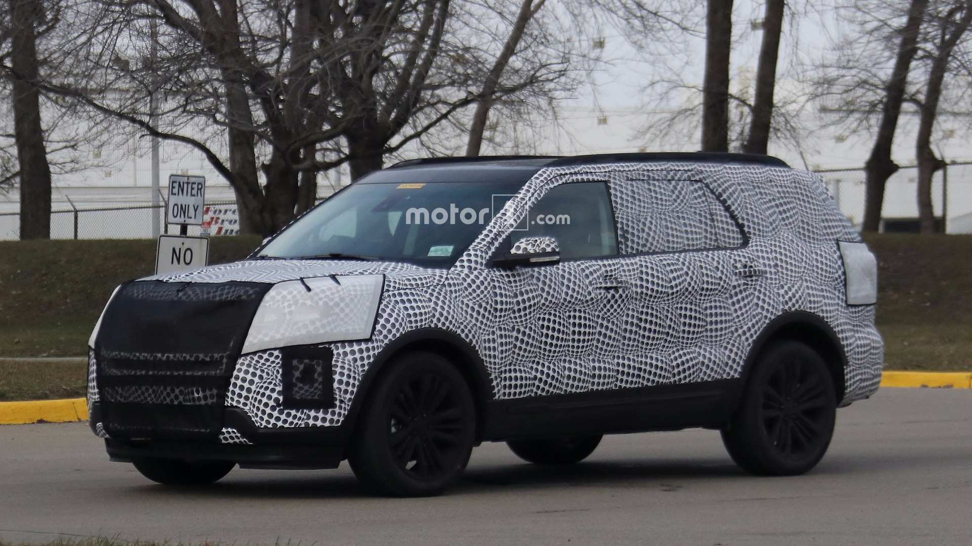32 The 2019 Ford Utility Engine
