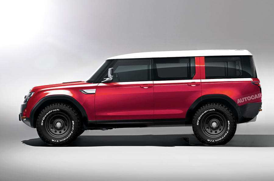 32 The 2019 Land Rover Lineup Exterior