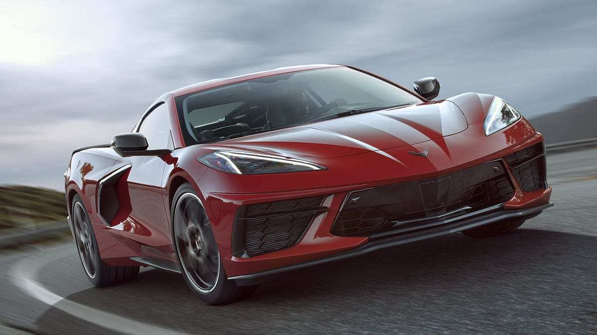 32 The 2020 Chevrolet Corvette Mid Engine Overview