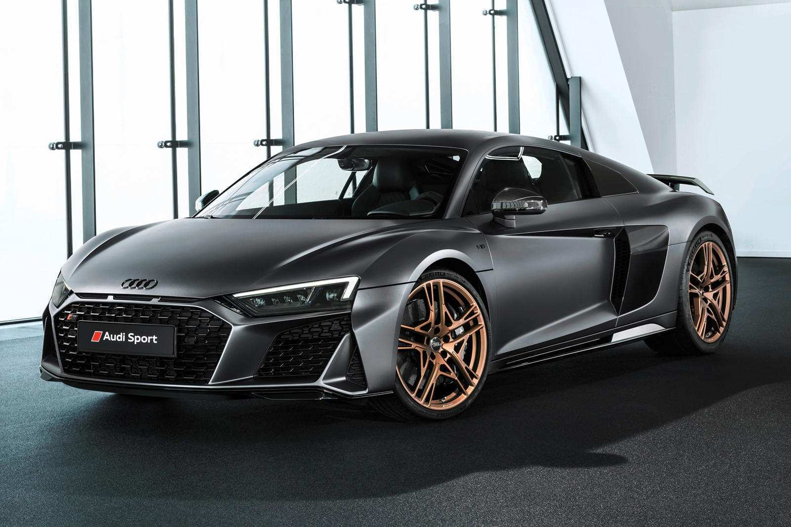 32 The Best Audi R8 2020 Black Concept And Review