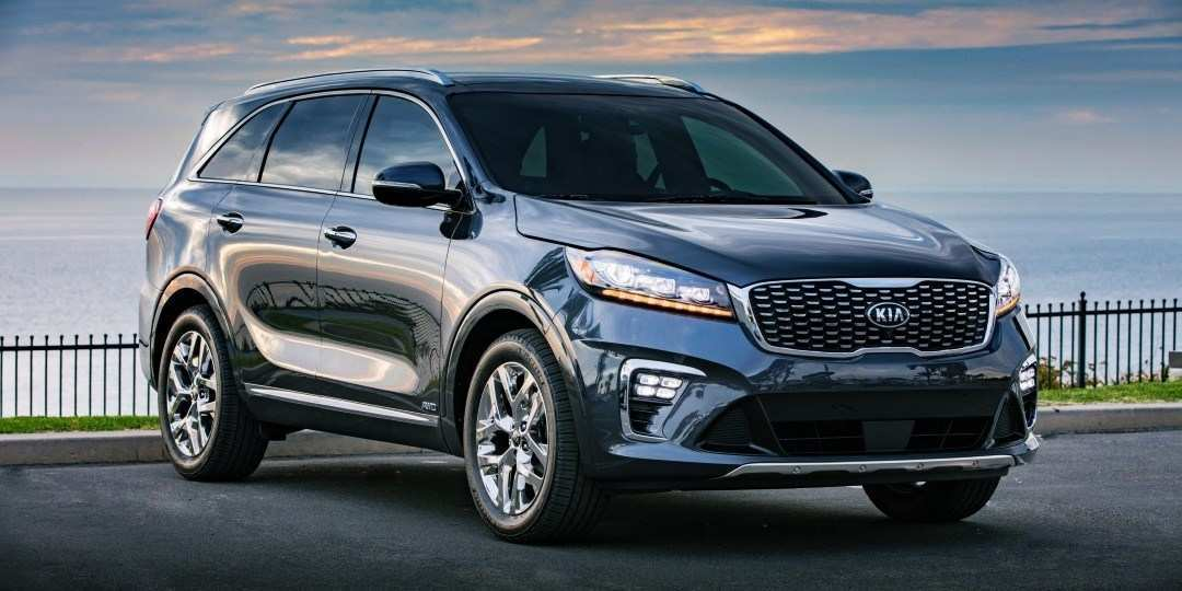32 The Best Kia Sorento Hybrid 2020 Photos