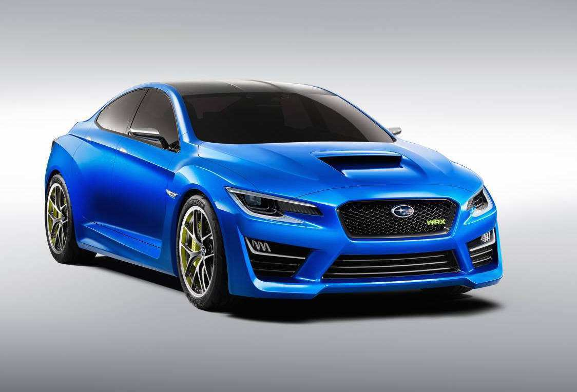 32 The Best Subaru Sti 2020 Concept Spesification