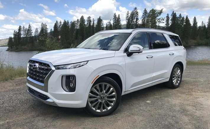 32 The Best When Will The 2020 Hyundai Palisade Be Available Style