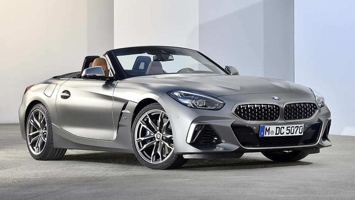 32 The Bmw Z4 2020 Specs Redesign And Concept