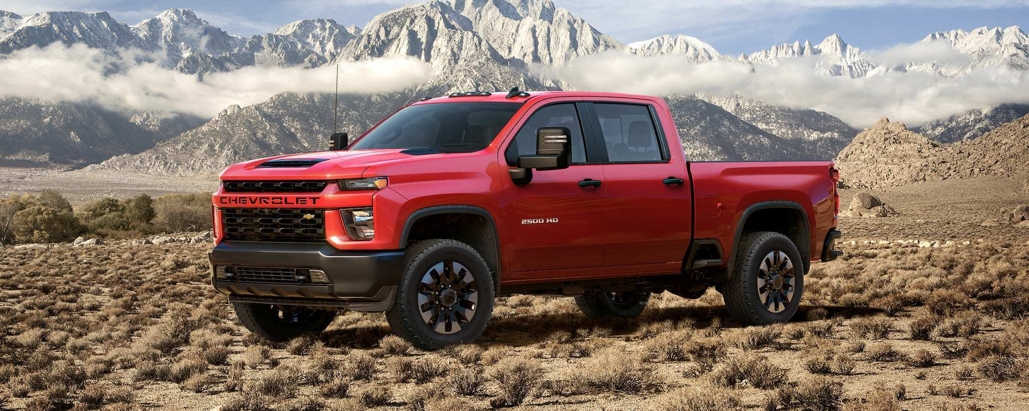 32 The Chevrolet Lineup 2020 Price