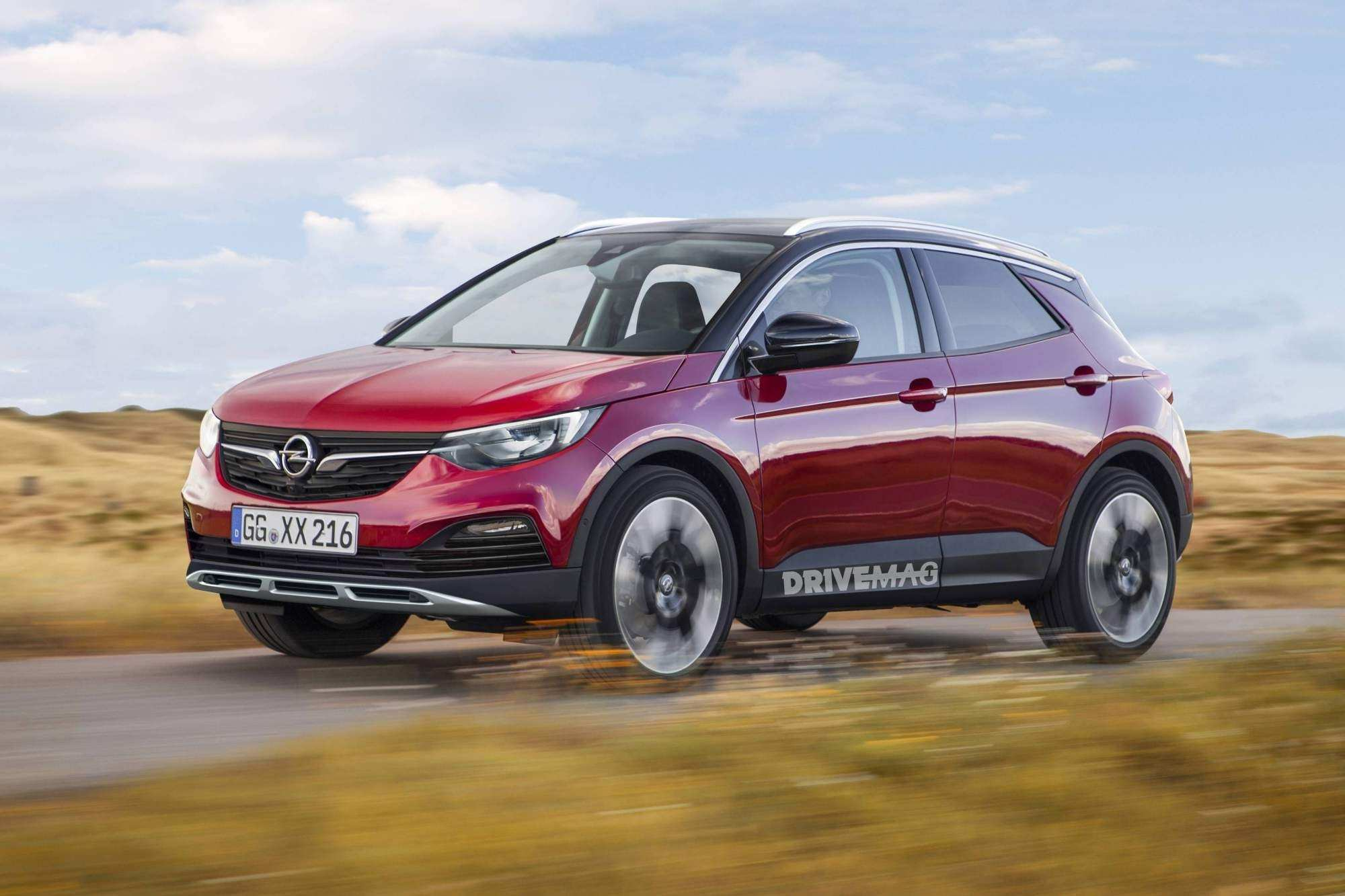 32 The Der Neue Opel Mokka X 2020 Redesign And Review