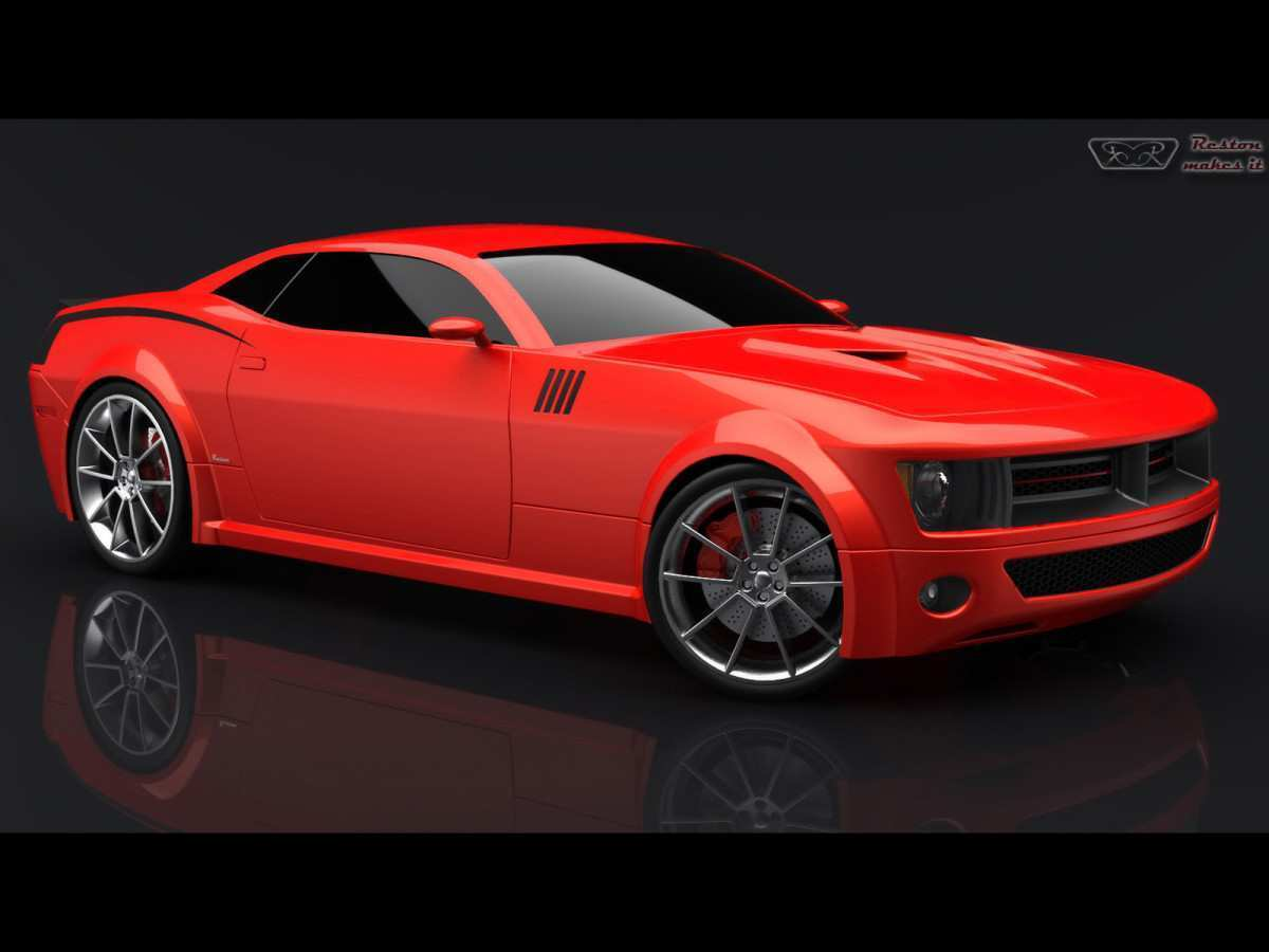 33 A 2019 Dodge Challenger Barracuda Redesign