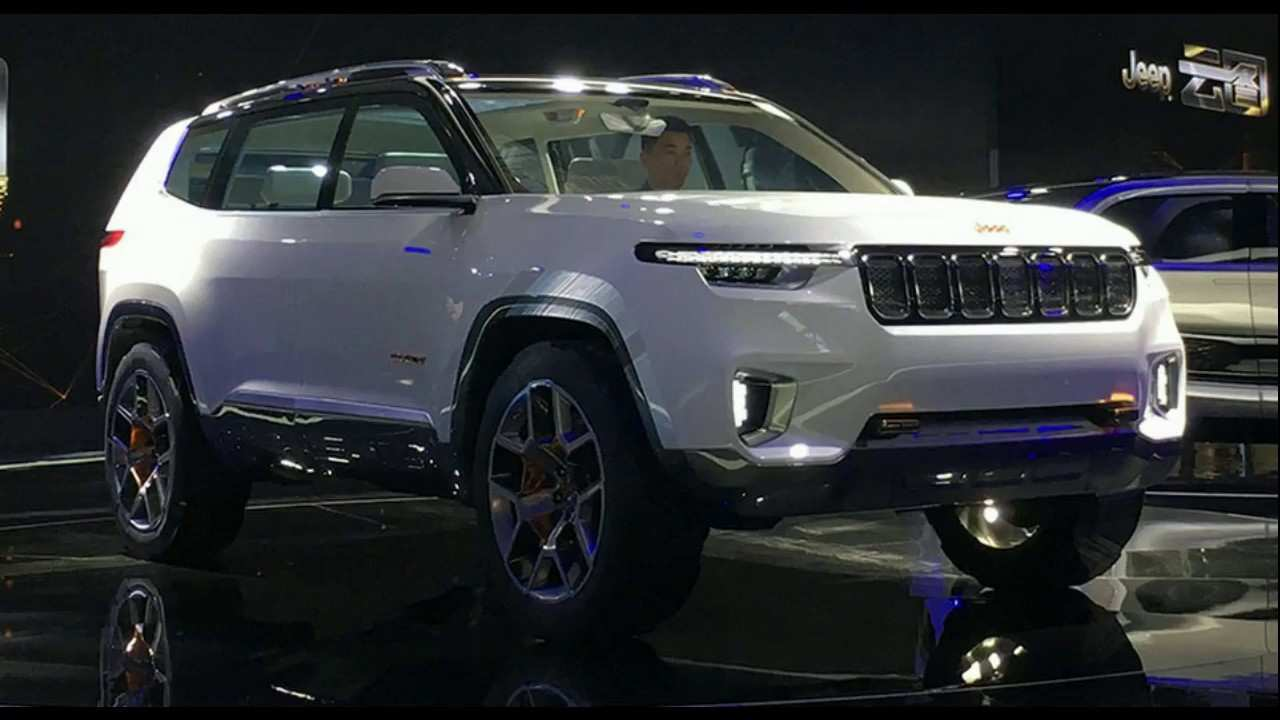 33 A 2019 Jeep Suv Specs