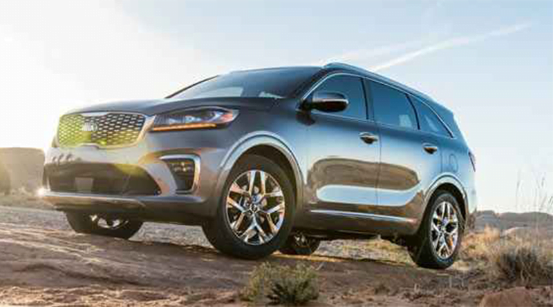 33 A 2019 Kia Sorento Review Model