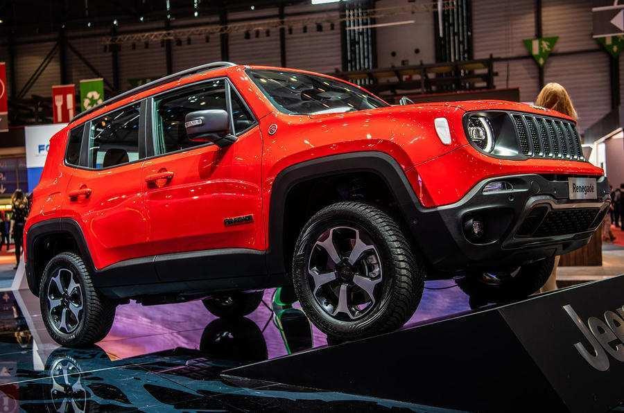 33 A Jeep Renegade 2020 Specs And Review