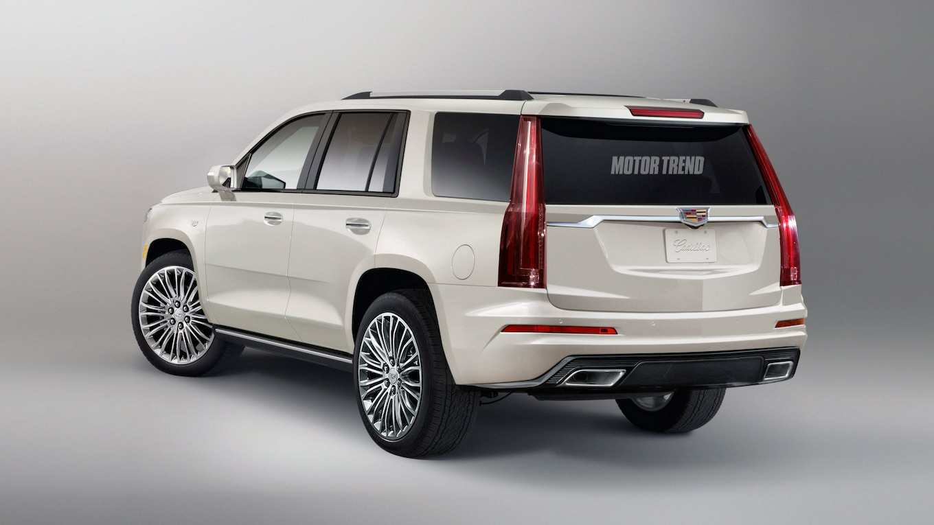 33 A Release Date For 2020 Cadillac Escalade Release