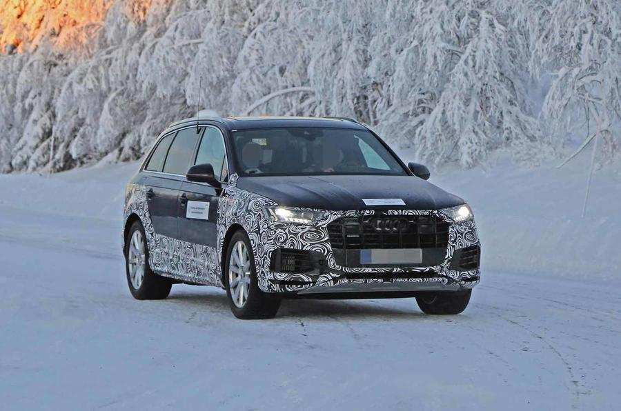 33 All New 2019 Audi Q7 Facelift Release Date