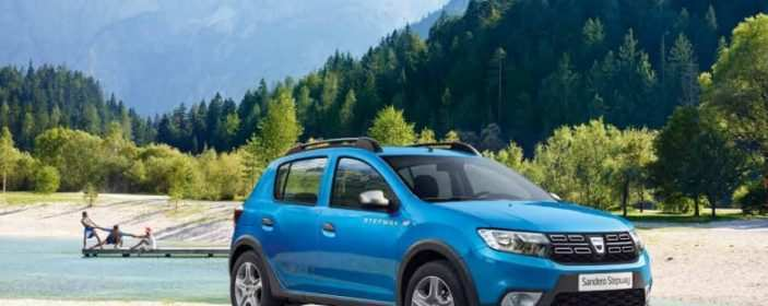 33 All New 2019 Dacia Sandero Stepway Model