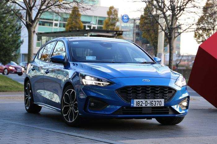 33 All New 2019 Ford Hatchback History