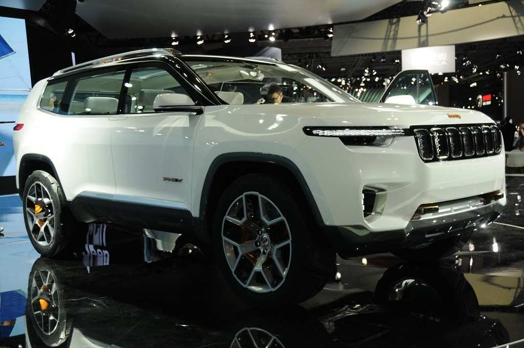 33 All New 2019 Jeep Yuntu Configurations