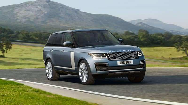 33 All New 2019 Land Rover Lineup Redesign