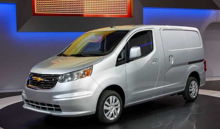 33 All New 2020 Chevrolet Passenger Van Performance