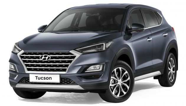 33 All New Hyundai Tucson 2019 Facelift Images