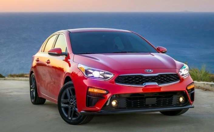 33 All New Kia Forte 2020 Price Concept And Review