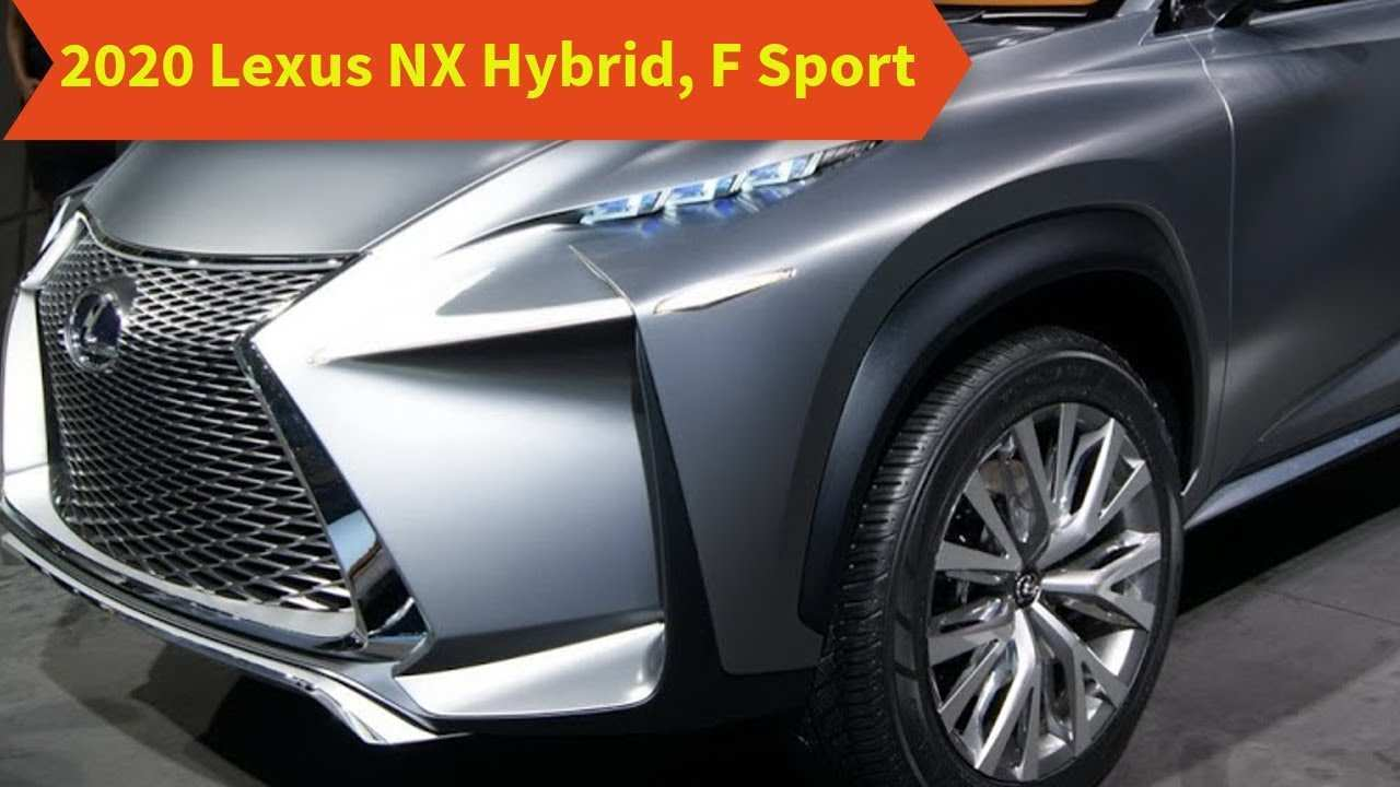 33 All New Lexus Nx 2020 Review
