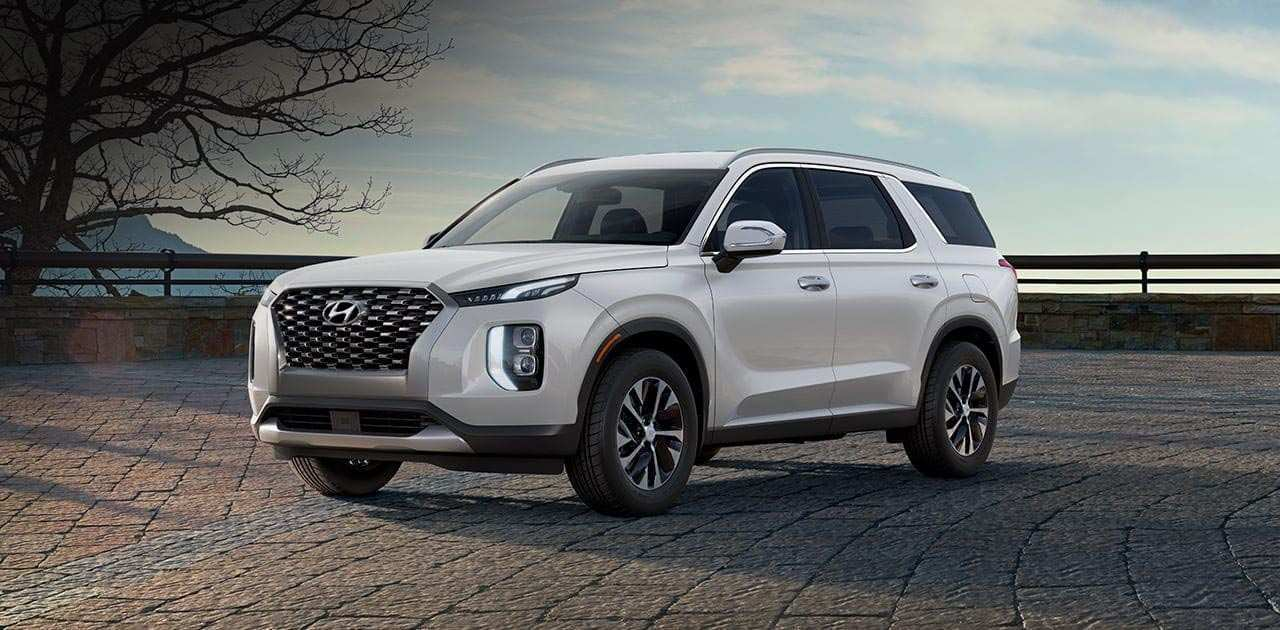 33 All New When Will The 2020 Hyundai Palisade Be Available Spy Shoot