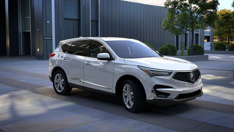 33 New 2019 Acura Rdx Rumors Exterior And Interior