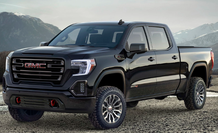 33 New 2019 Gmc Concept Wallpaper