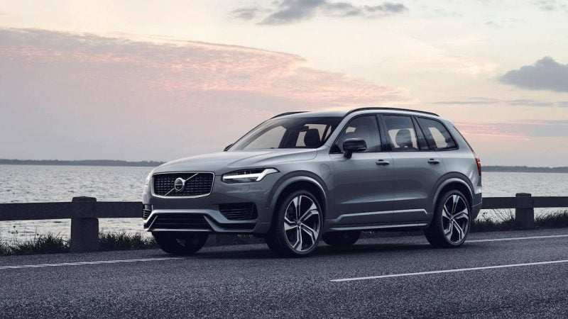 33 New 2020 Volvo Suv Review And Release Date