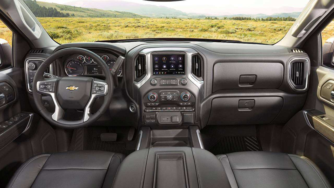 33 New Chevrolet Silverado Ss 2020 Model