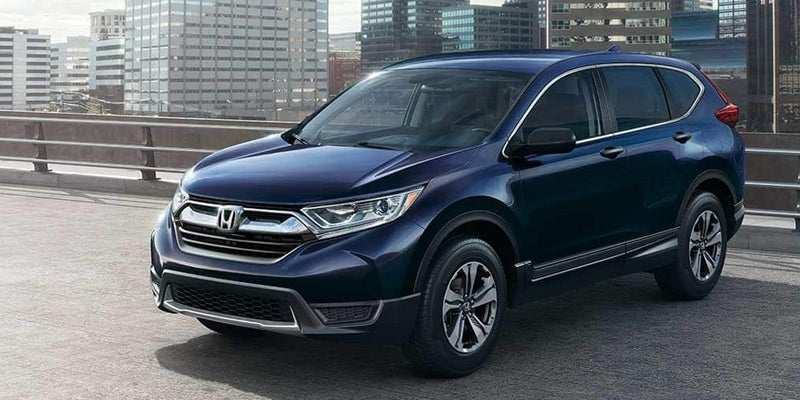 33 New New 2019 Honda Crv Spesification