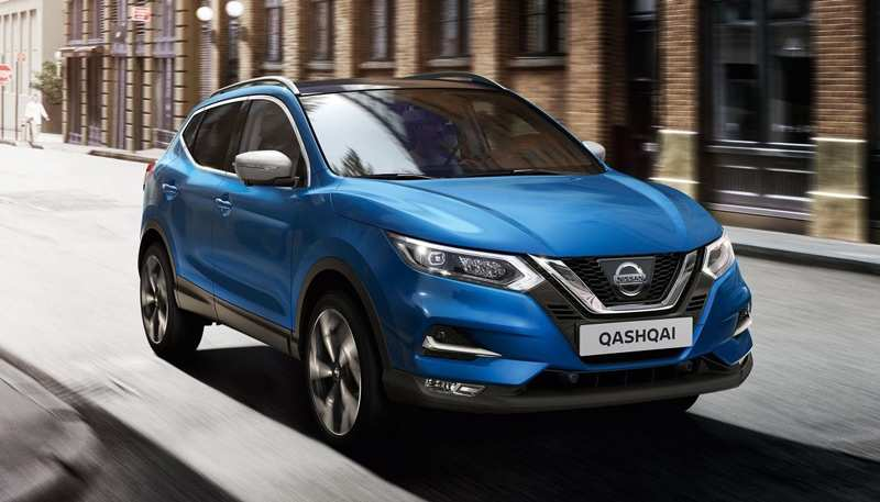 33 New Nissan Qashqai 2019 Model Spesification