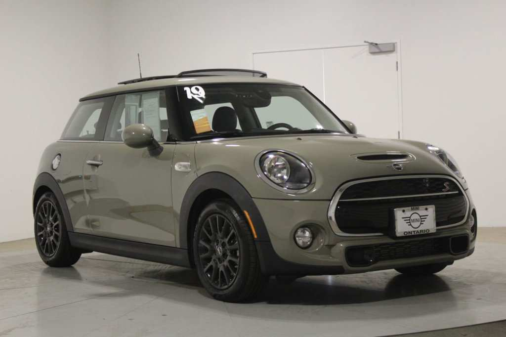 33 The 2019 Mini Cooper S New Review