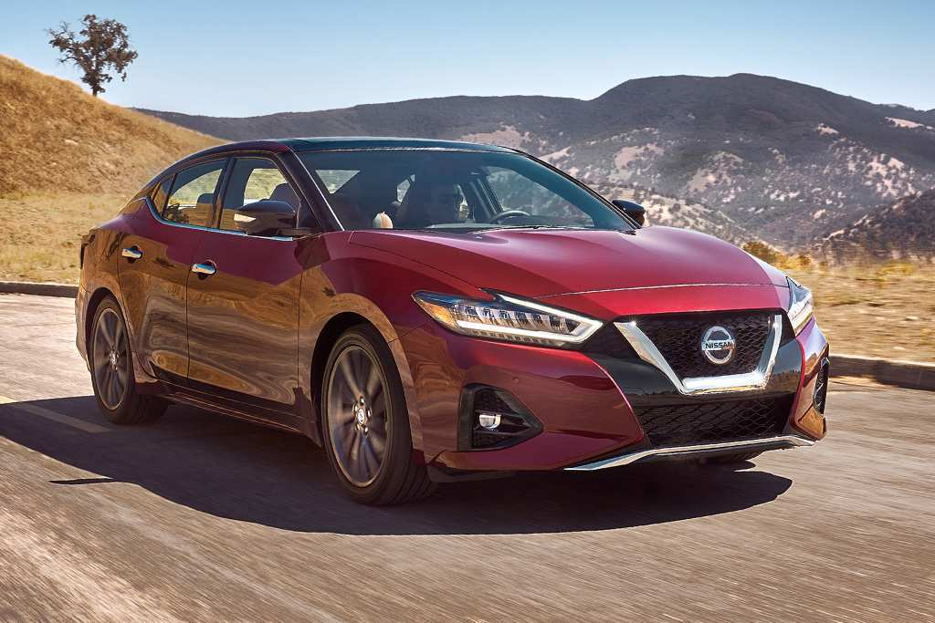 33 The 2019 Nissan Altima Rendering Release Date