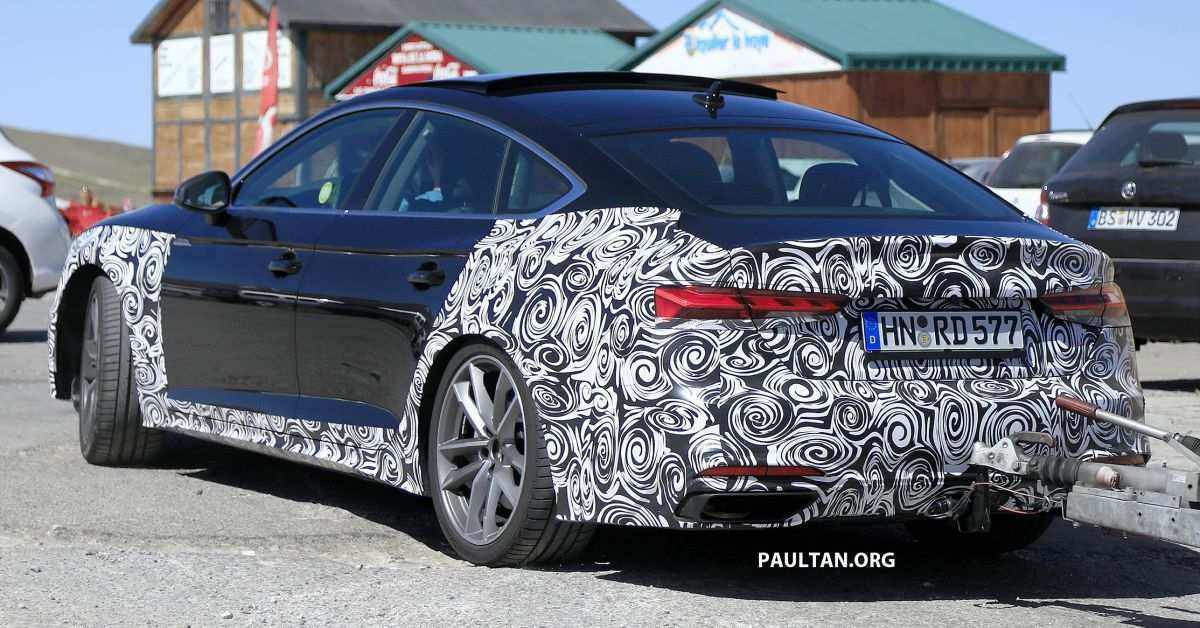 33 The Audi A5 Facelift 2020 Prices