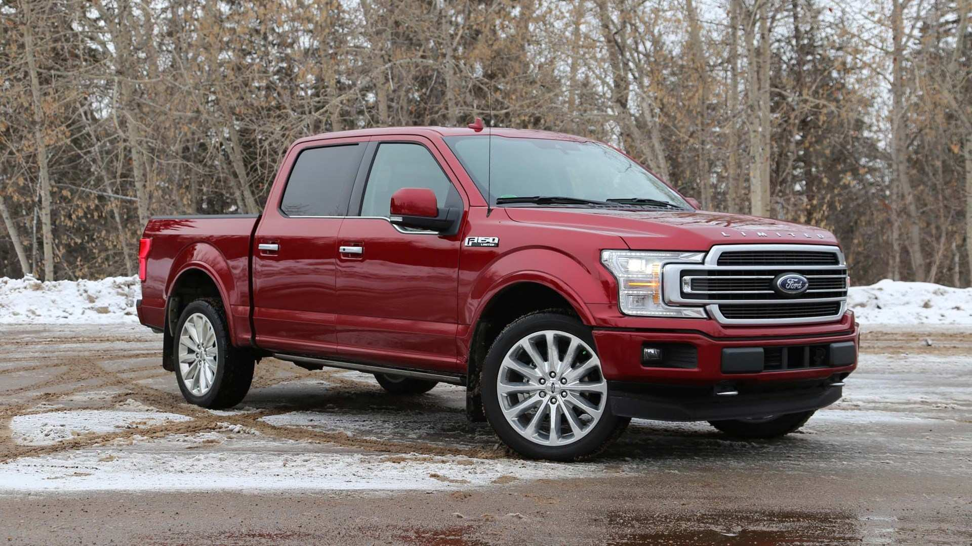 33 The Best 2019 Ford F 150 Limited Redesign And Review