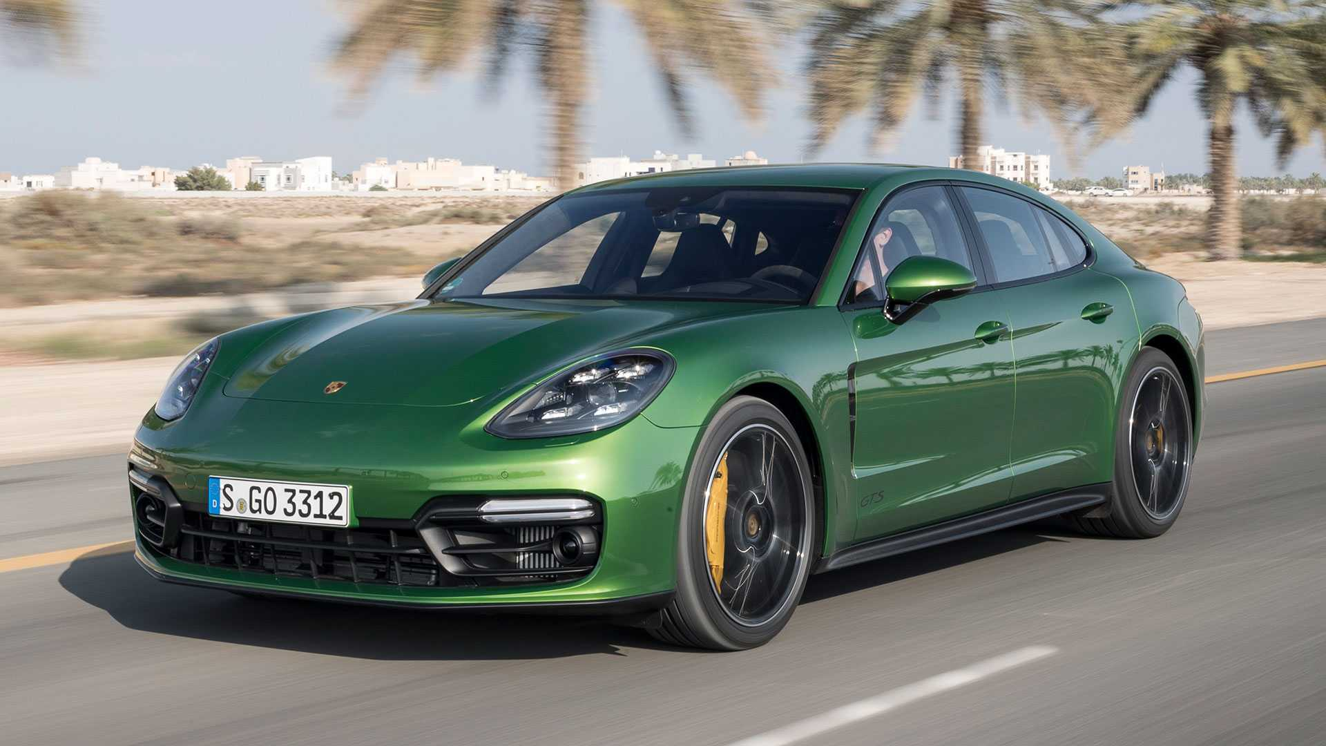 33 The Best 2019 Porsche Panamera Turbo Style