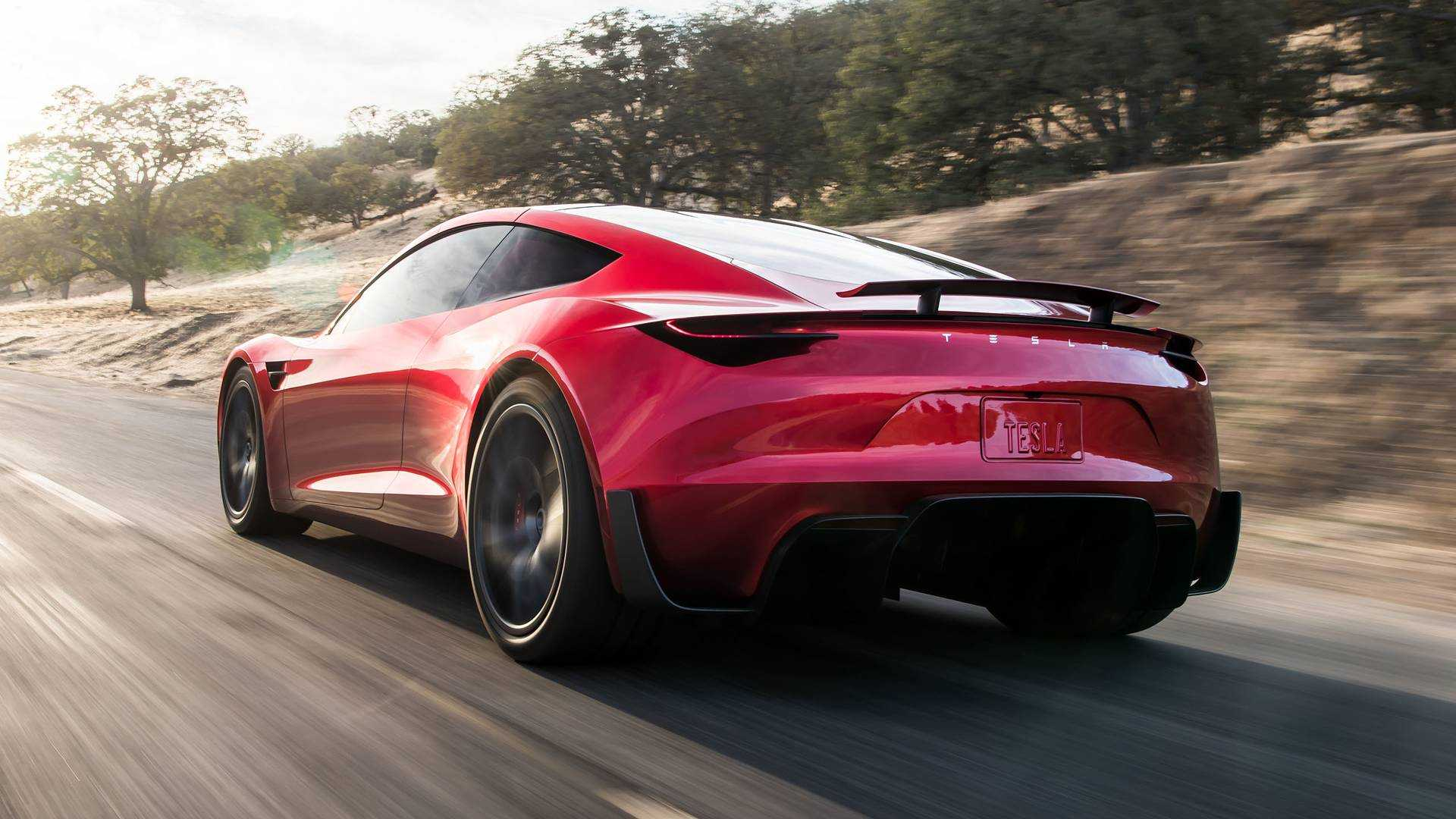 33 The Best 2020 Tesla Roadster 0 60 New Review