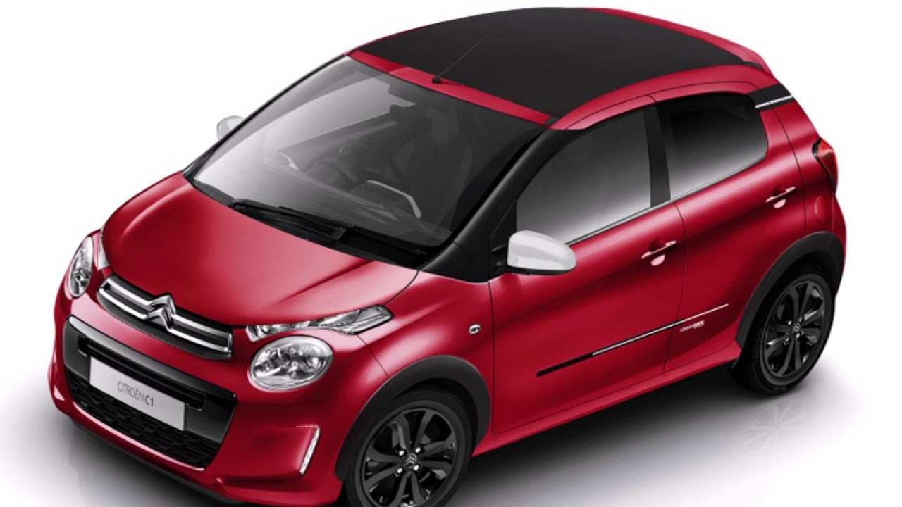 33 The Best Citroen C1 2020 Price And Review
