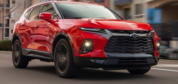 33 The Chevrolet Blazer 2020 Ss With 500Hp Wallpaper