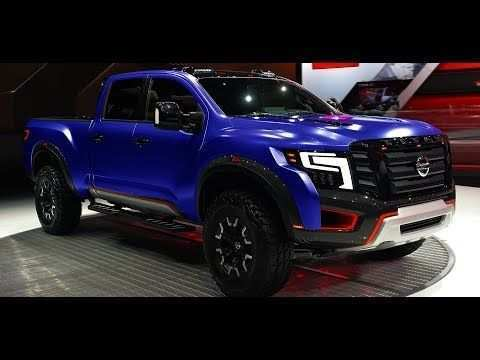 33 The Nissan Titan Warrior 2020 New Model And Performance