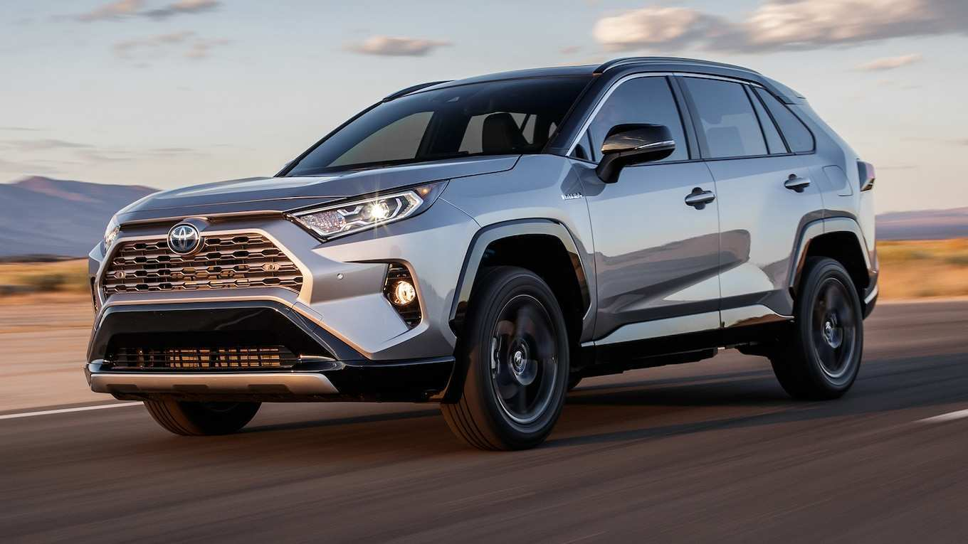 34 A 2019 Toyota Rav4 Hybrid Specs Concept And Review