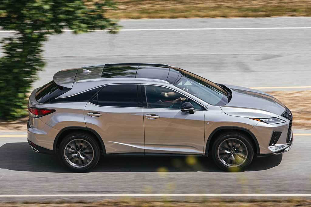34 A 2020 Lexus Rx Release Date And Concept
