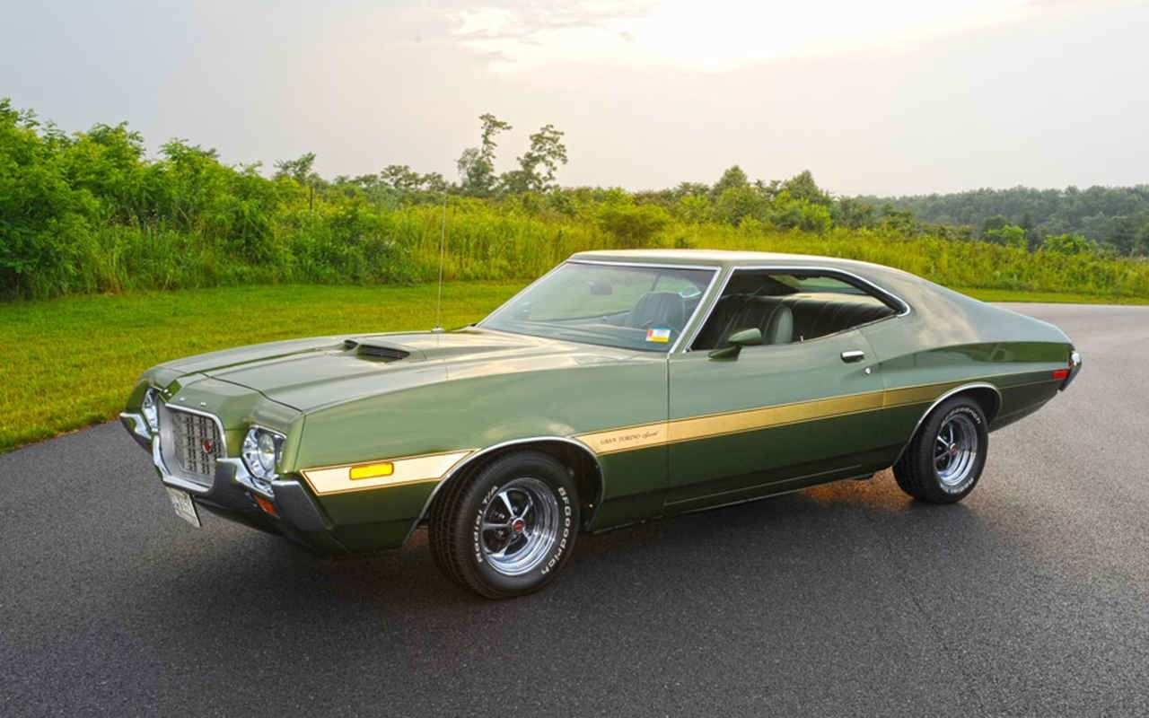 34 A Ford Gran Torino 2020 Pictures