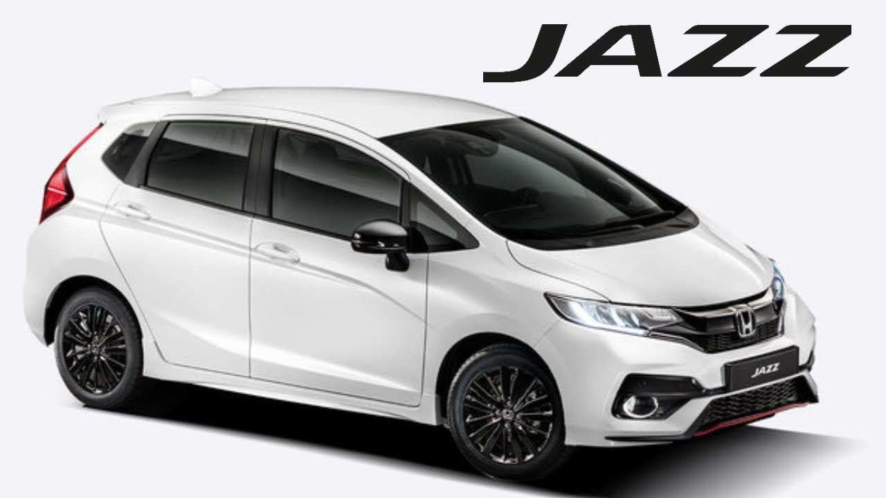 34 A Honda Jazz 2019 Model Exterior And Interior