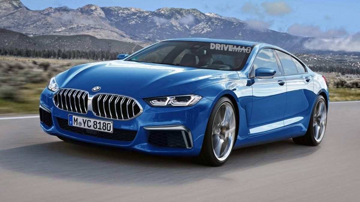 34 All New 2019 Bmw 8 Series Gran Coupe Style